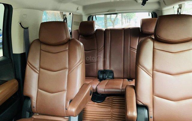 Cần bán Cadillac Escalade ESV Premium 2015, màu đen7