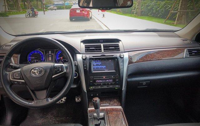 Bán ô tô Toyota Camry sản xuất 2015, màu đen còn mới giá 845 triệu đồng4