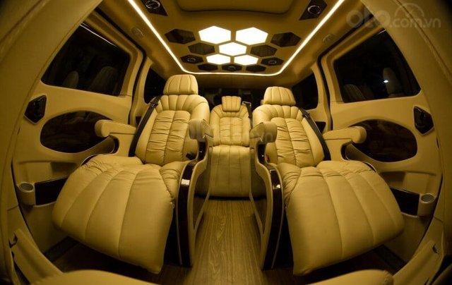 Ford Tourneo Limousine 7 chỗ giá hợp lý1