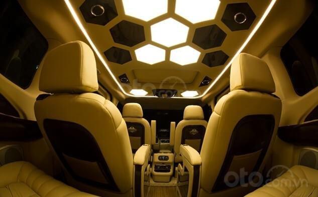 Ford Tourneo Limousine 7 chỗ giá hợp lý2