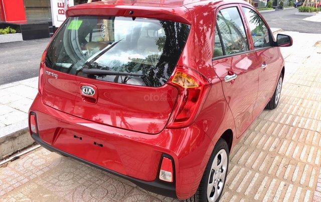 Giao xe toàn quốc, Kia Morning Luxury đời 2019, màu đỏ giá cạnh tranh1