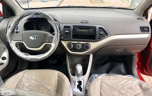 Giao xe toàn quốc, Kia Morning Luxury đời 2019, màu đỏ giá cạnh tranh2
