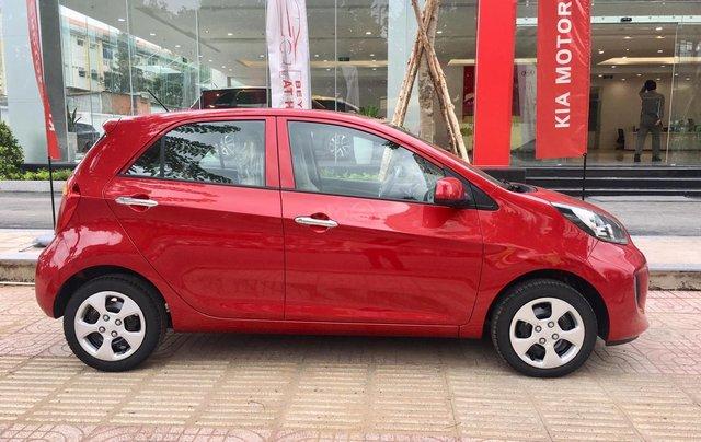 Kia Morning AT giá rẻ nhất chỉ 329tr, giảm giá, tặng miễn phí BD 20.000km + phụ kiện, đưa trước 20% lấy xe3