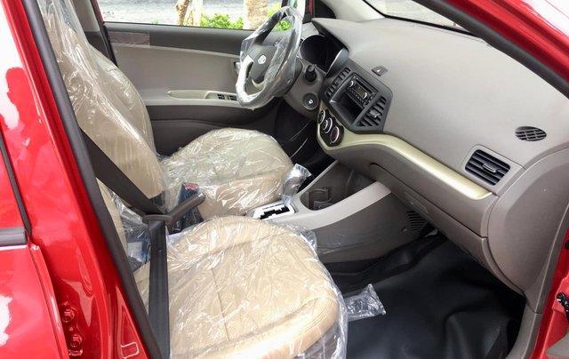 Giao xe toàn quốc, Kia Morning Luxury đời 2019, màu đỏ giá cạnh tranh6
