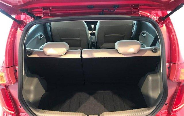 Giao xe toàn quốc, Kia Morning Luxury đời 2019, màu đỏ giá cạnh tranh9