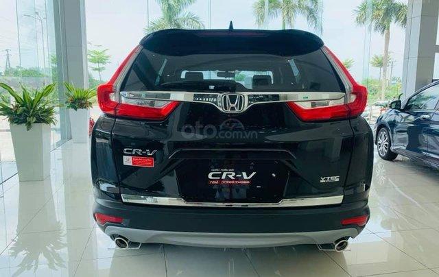 Honda ô tô Long Biên - Giảm giá sốc khi mua chiếc  Honda CR V 1.5G 2019, màu đen, nhập khẩu 1