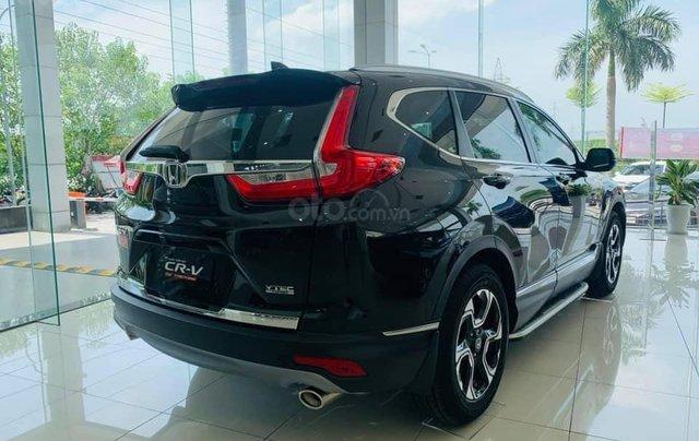 Honda ô tô Long Biên - Giảm giá sốc khi mua chiếc  Honda CR V 1.5G 2019, màu đen, nhập khẩu 2