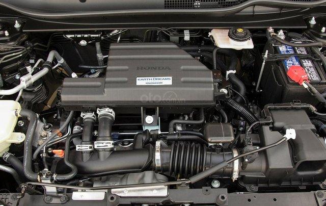 Honda ô tô Long Biên - Giảm giá sốc khi mua chiếc  Honda CR V 1.5G 2019, màu đen, nhập khẩu 3