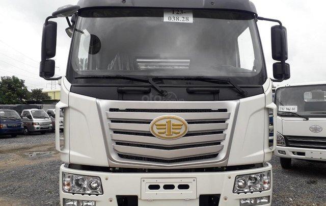 Bán Faw xe tải thùng năm 2019, màu trắng, xe nhập1