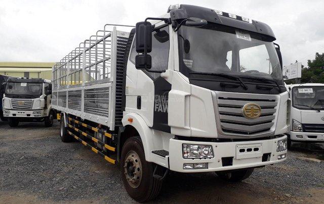 Bán Faw xe tải thùng năm 2019, màu trắng, xe nhập5