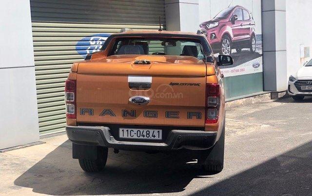 Bán xe Ford Ranger Wildtrak Biturbo 2019, đủ màu, giá tốt, tặng full phụ kiện, LH 09118195554
