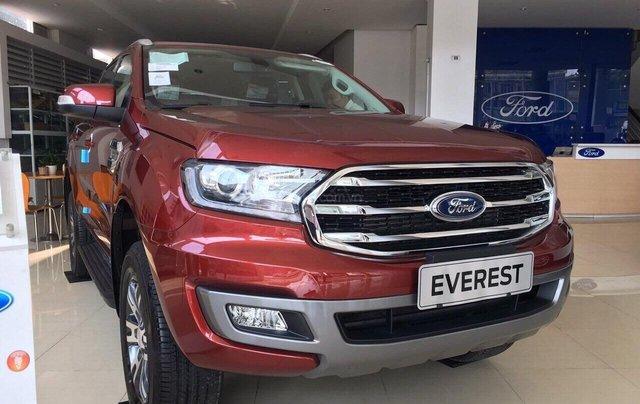 Bán Ford Everest phiên bản cao cấp Titanium đời 2019, đủ màu, nhập khẩu, giao ngay, LH: 09118195552