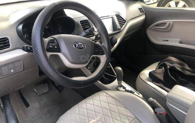 Cần bán Kia Morning Van đời 2014, màu trắng Full option 4 phanh ABS2