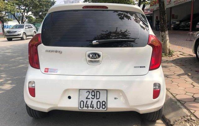 Cần bán Kia Morning Van đời 2014, màu trắng Full option 4 phanh ABS6