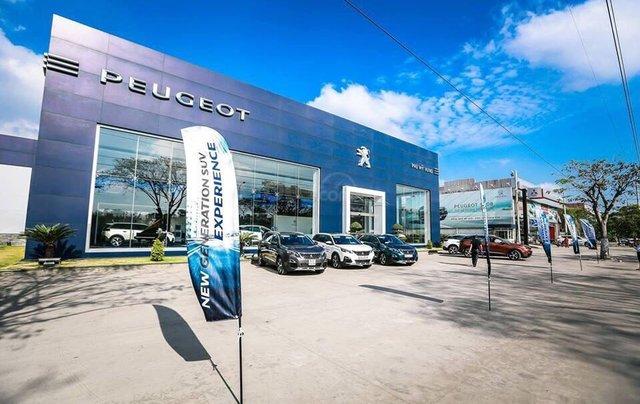 """Peugeot 3008 all new đủ màu """" Đặc biệt có màu đỏ và xanh mới"""" giao xe ngay, hỗ trợ ngân hàng, tư vấn lái thử tận nhà16"""