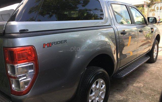 Bán xe Ford Ranger sản xuất năm 2015, màu bạc, nhập khẩu nguyên chiếc, 510tr4
