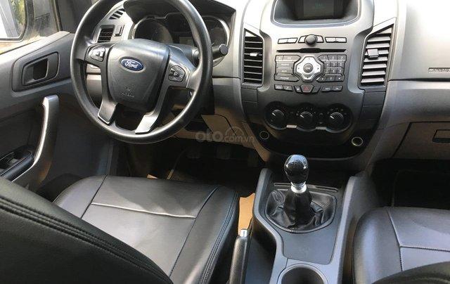 Bán xe Ford Ranger sản xuất năm 2015, màu bạc, nhập khẩu nguyên chiếc, 510tr7