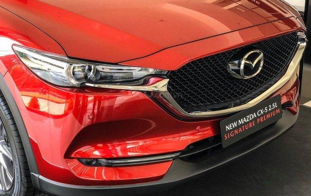 Xả hàng cuối năm chiếc xe Mazda CX 5  New Deluxe đời 2019, màu đỏ6