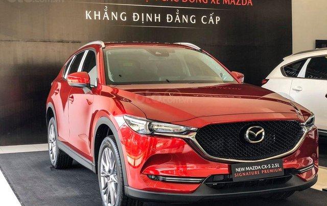 Xả hàng cuối năm chiếc xe Mazda CX 5  New Deluxe đời 2019, màu đỏ4