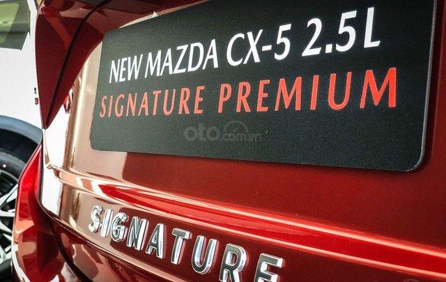 Xả hàng cuối năm chiếc xe Mazda CX 5  New Deluxe đời 2019, màu đỏ13
