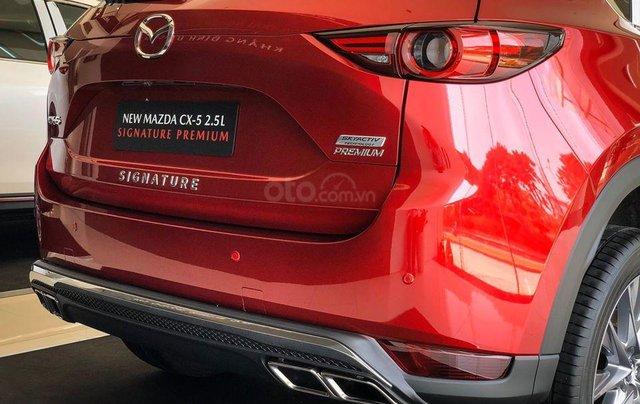 Xả hàng cuối năm chiếc xe Mazda CX 5  New Deluxe đời 2019, màu đỏ12