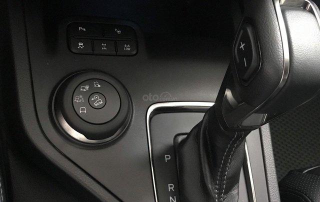Ford Everest Titanium 2.0L đời 2019, màu đỏ, nhập khẩu nguyên chiếc2