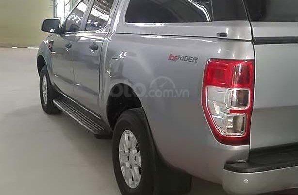 Cần bán lại xe Ford Ranger 2016, màu bạc, nhập khẩu nguyên chiếc số sàn1