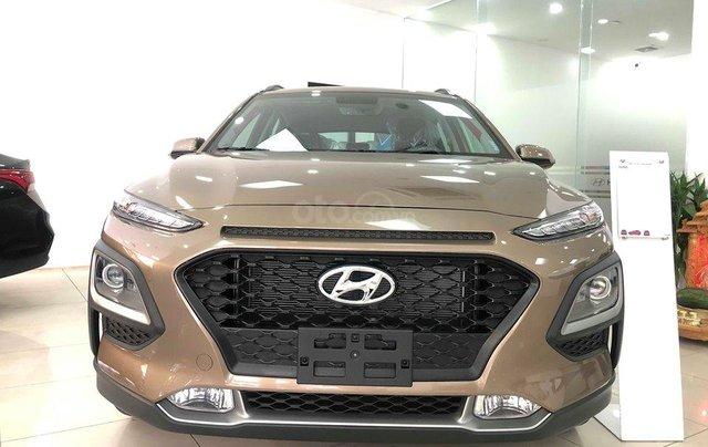 Hyundai Cầu Diễn - Bán Hyundai Kona đặc biệt vàng cát 2019, tặng 10-15 triệu - nhiều ưu đãi - LH: 0964.8989.320