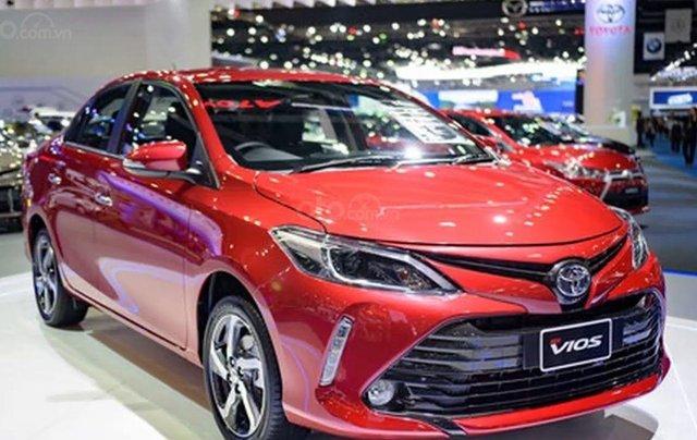 Sở hữu Toyota Vios 2019 chưa bao giờ dễ dàng hơn2