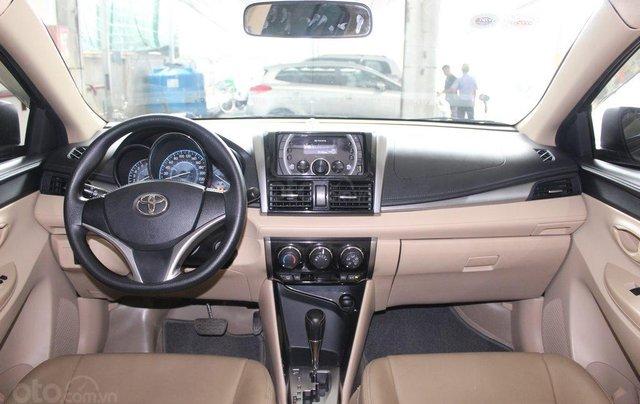 Toyota Vios E 1.5AT 2017, có kiểm định chất lượng, trả góp 70%7
