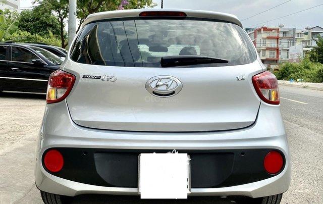 Cần bán Hyundai Grand i10 đời 2017, màu bạc, nhập khẩu nguyên chiếc7