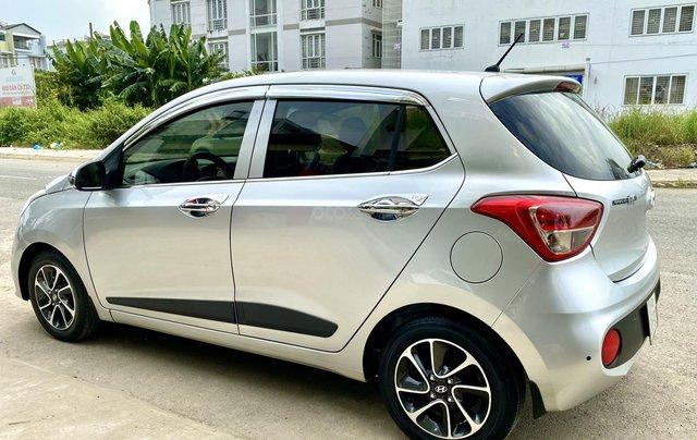 Cần bán Hyundai Grand i10 đời 2017, màu bạc, nhập khẩu nguyên chiếc8