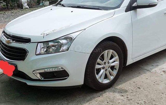 Bán Chevrolet Cruze LT đời 2016, màu trắng, giá chỉ 390 triệu2