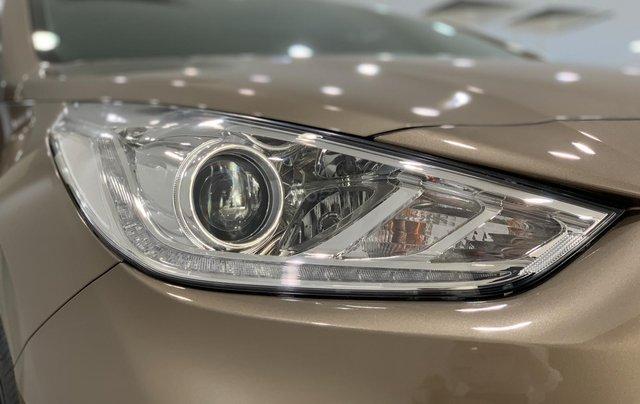 Giao xe toàn quốc, Hyundai Accent 1.4 bản đủ đời 2019, màu nâu, số tự động3