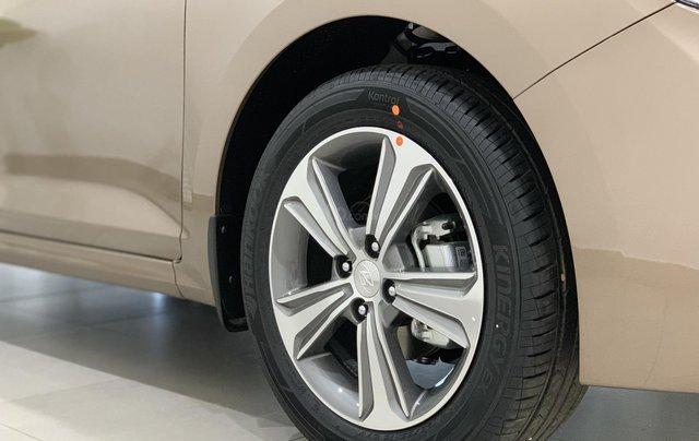 Giao xe toàn quốc, Hyundai Accent 1.4 bản đủ đời 2019, màu nâu, số tự động6