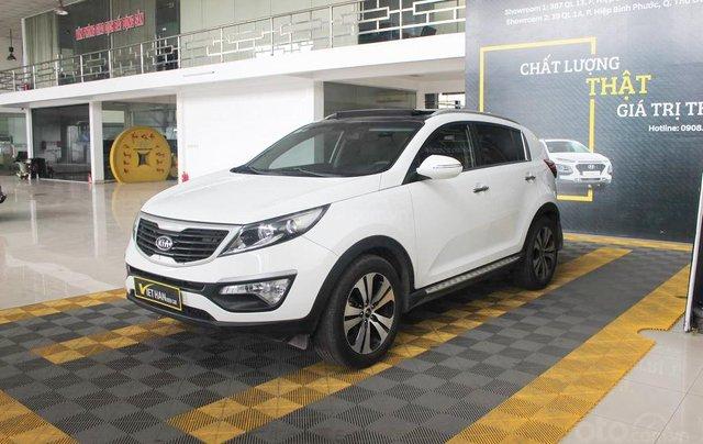 Kia Sportage Limited 2.0AT 2010m, có kiểm định chất lượng, xe nhập khẩu cực xịn1