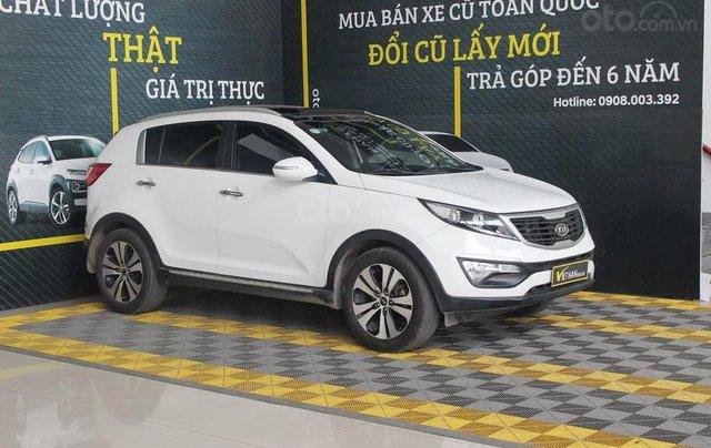 Kia Sportage Limited 2.0AT 2010m, có kiểm định chất lượng, xe nhập khẩu cực xịn0