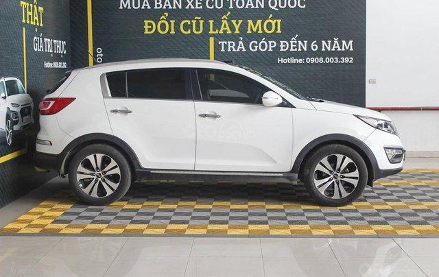 Kia Sportage Limited 2.0AT 2010m, có kiểm định chất lượng, xe nhập khẩu cực xịn4
