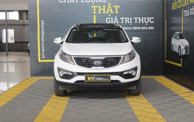 Kia Sportage Limited 2.0AT 2010m, có kiểm định chất lượng, xe nhập khẩu cực xịn2