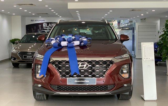 Hyundai Santafe bản đặc biệt nhiều ưu đãi hấp dẫn, khuyến mãi ngập tràn4