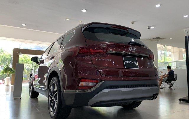 Hyundai Santafe bản đặc biệt nhiều ưu đãi hấp dẫn, khuyến mãi ngập tràn5