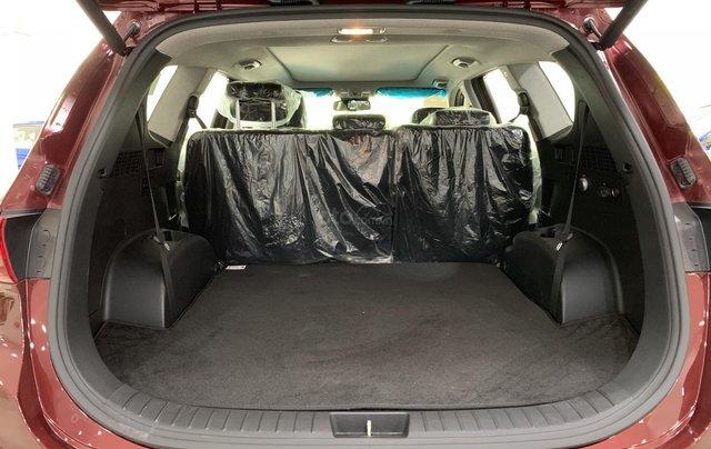 Hyundai Santafe bản đặc biệt nhiều ưu đãi hấp dẫn, khuyến mãi ngập tràn7
