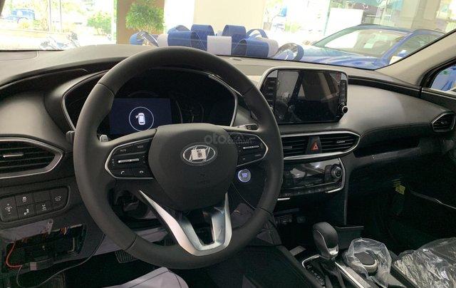 Hyundai Santafe bản đặc biệt nhiều ưu đãi hấp dẫn, khuyến mãi ngập tràn8