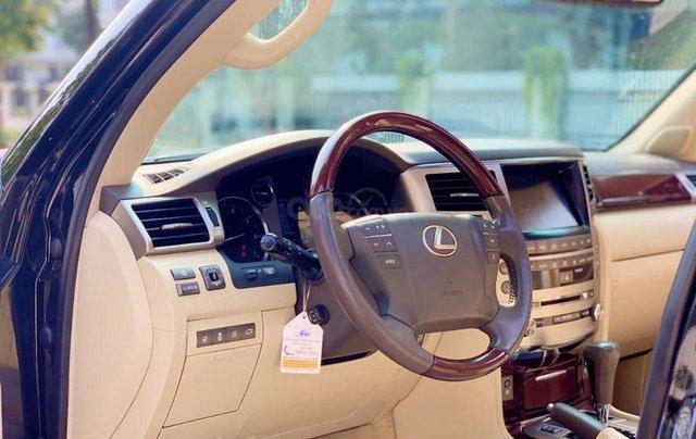 Cần bán xe Lexus LX LX570 sản xuất 2012, màu đen, nhập khẩu8