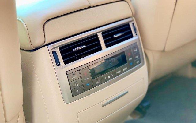 Cần bán xe Lexus LX LX570 sản xuất 2012, màu đen, nhập khẩu7