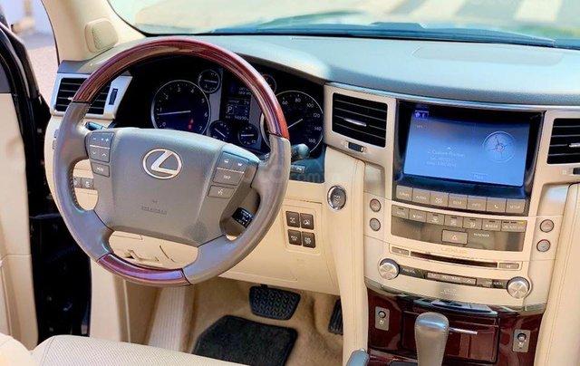 Cần bán xe Lexus LX LX570 sản xuất 2012, màu đen, nhập khẩu9
