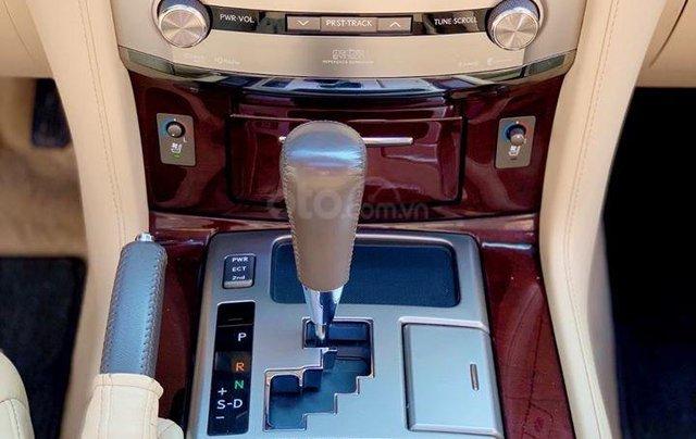 Cần bán xe Lexus LX LX570 sản xuất 2012, màu đen, nhập khẩu12