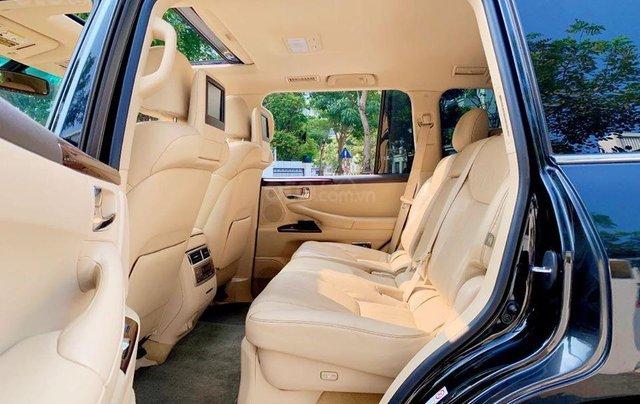 Cần bán xe Lexus LX LX570 sản xuất 2012, màu đen, nhập khẩu5