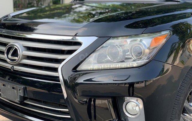 Cần bán xe Lexus LX LX570 sản xuất 2012, màu đen, nhập khẩu11