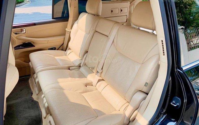 Cần bán xe Lexus LX LX570 sản xuất 2012, màu đen, nhập khẩu13